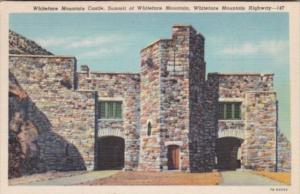 New York Whiteface Mountain Castle Summit Of Whiteface Mountain In The Adiron...