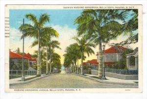Mariano Arosemena Avenue, Bella Vista, Panama , PU-1937
