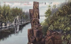The Dalles Of The Street Croix River Wisconsin