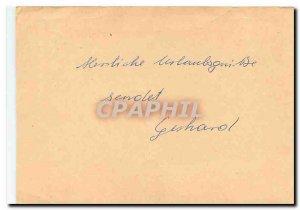 Postcard Modern Flueli Ranft