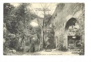 Interieur Des Cloitres Des Cordeliers, St-Emilion (Gironde), France, 1900-1910s