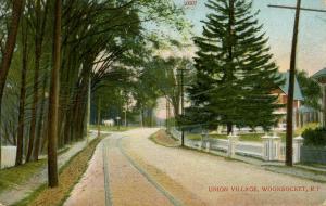 RI - Woonsocket. Union Village