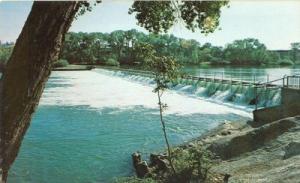 The Sacramento River from Caldwell Park, Redding, Califor...