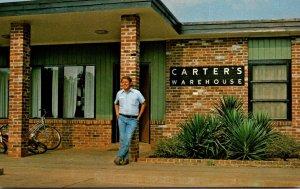 Georgia Plains Carter's Warehouse