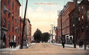 Tioga Street Ithaca, New York