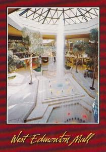 Canada Edmonton West Edmonton Mall Interior