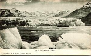 Alaska The Muir Glacier 1910