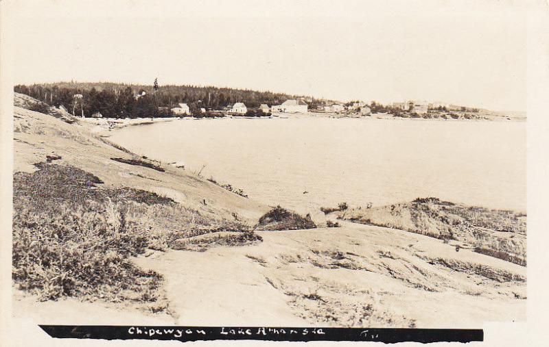 RP: Waterfront view , CHIPEWYAN , Fort Chipewyan , Alberta , Canada , 10-20s