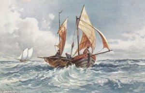 Fishing Sail boat , 00-10s