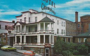 Hotel Champlain, CHICOUTIMI, Quebec, Canada, 40-60s