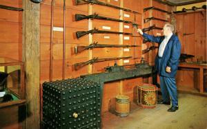 MA - Sturbridge. The Gun Museum at Old Sturbridge Village