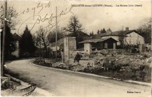 CPA    Villotte-devant-Louppy (Meuse) - Les Ruines (coté Ouest)    (432122)