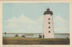 Windmill Battleground, Near PRESCOTT, Ontario, Canada, 1930s