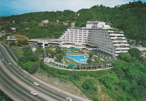 Tamanaco Hotel, Swimming Pool, CARACAS, Venezuela, 50-70's