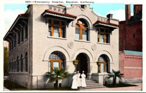 California Stockton Emergency Hospital