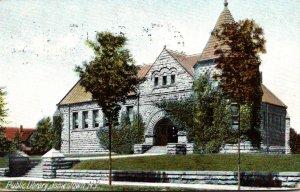 New York Jamestown Public Library 1907