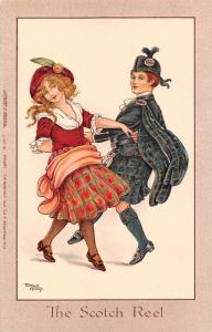 The Scotch Reel, Costumes, Dance, Florence Hardy.