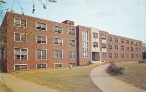 Nashville~Tennessee A&I State University~Clement Hall~1950s Postcard
