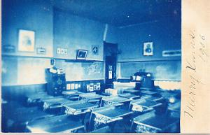 Class Room Interior 1906