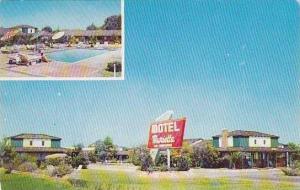 California Merced Motel Muriertta