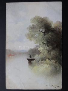 LEAFY CORNER Prof.Van Heir: Gioacchino Hierschel de Minerbi by C.W.Faulkner 543B