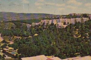 Haifa on Mt. Caramel, Israel, 40-60s