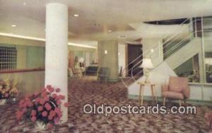 Hotel Sterling Hotel Postcard Motel Post Card Old Vintage Antique Hotel / Mot...