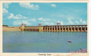 Western Kentucky The Gigantic Kentucky Dam