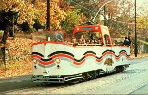 Pennsylvania Southeastern Pennsylvania Transportation Authority Trolley-Boat