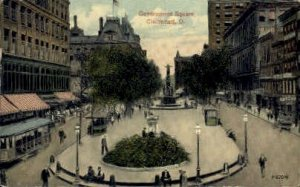 Government Square - Cincinnati, Ohio