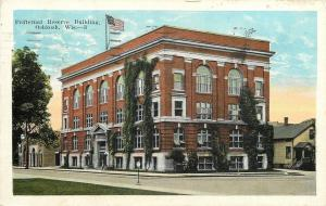 Oshkosh Wisconsin~Washington Ave Fraternal Reserve Bldg~Edna Shenick House~c1920
