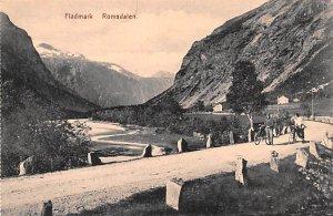Fladmark Romsdalen Norway Unused