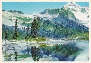 Canada British Columbia Squamish Diamond Head Peak Garibaldi Park
