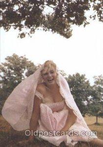 Post Card Produced 1984 - 1988, Actress, Model, Marilyn Monroe Unused