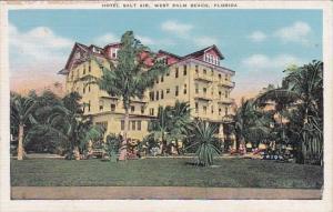 Hotel Salt Air West Palm Beach Florida