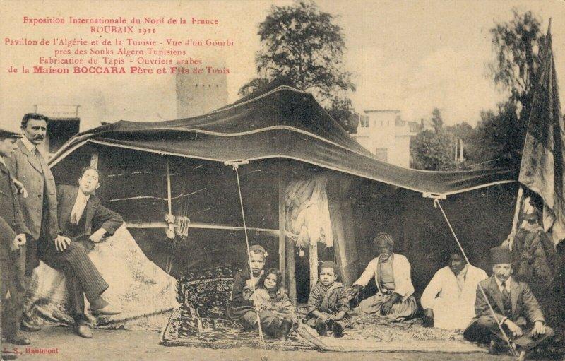 Tunisia Exposition Internationale du Nord de la France Roubaix 03.36