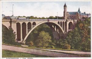 LUXEMBOURG, Pont Adolphe, 00-10s