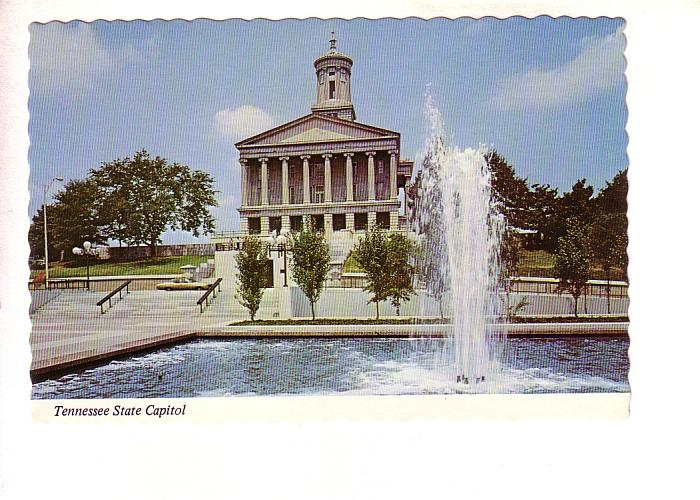 State Capital, Nashville, Tennesse, Scotty