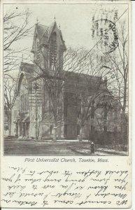 Taunton, Mass., First Universalist Church