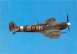 Postcard Supermarine Spitfire Mark Vc by E.T.W Dennis & Sons Ltd