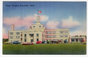Waterville, Maine, Thayer Hospital