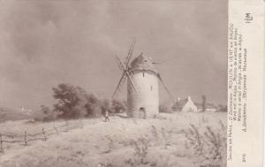 Art Postcard , Windmill , 00-10s #7