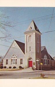 POCOMOKE CITY , Maryland, 50-60s: Salem Methodist Church