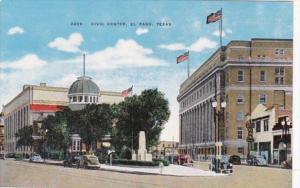 Texas El Paso Civic Center