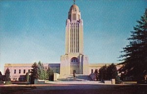 The Nebraska State Capitol Lincoln Nebraska