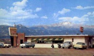 Spiro's Grill Colorado Springs, CO, USA Unused