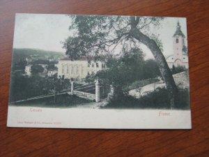 Fiume Postcard UDB 1900-06 Tersalo Building