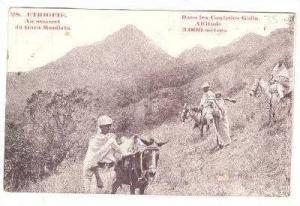 Au sommet du Gara-Moullata, Ethiopia , 00-10s