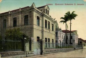 brazil, LORENA, Gymnasio Salesiano S. Joaquim (1910s)