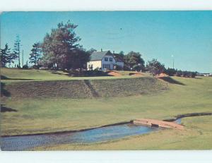 Pre-1980 TOWN VIEW SCENE Cavendish Prince Edward Island PE p9910